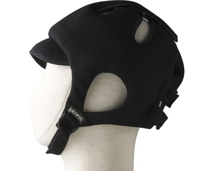 アボネットガードCタイプ(後頭部衝撃吸収重視型) スタンダードN / 2006 ブラック 特殊衣料 1個 JAN4521573010013