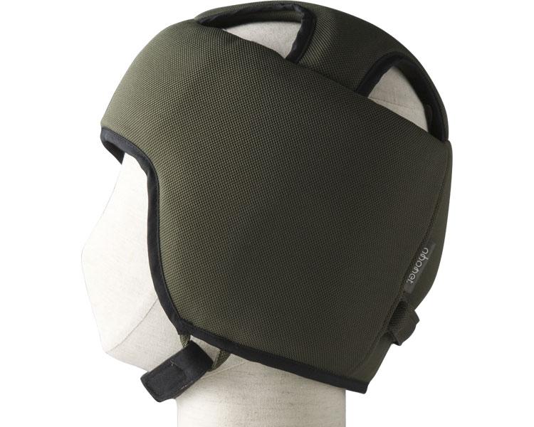 アボネットガードBタイプ(深型タイプ) スタンダードN / 2077 L オリーブ 特殊衣料 1個 JAN4521573009864