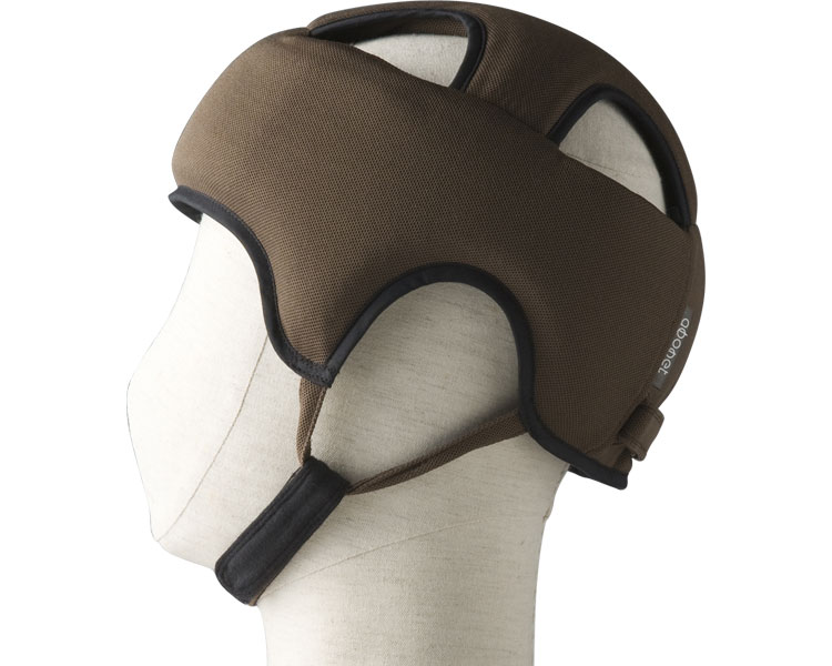 アボネットガードAタイプ(浅型タイプ) スタンダードN / 2072 M ブラウン 特殊衣料 1個 JAN4521573009680