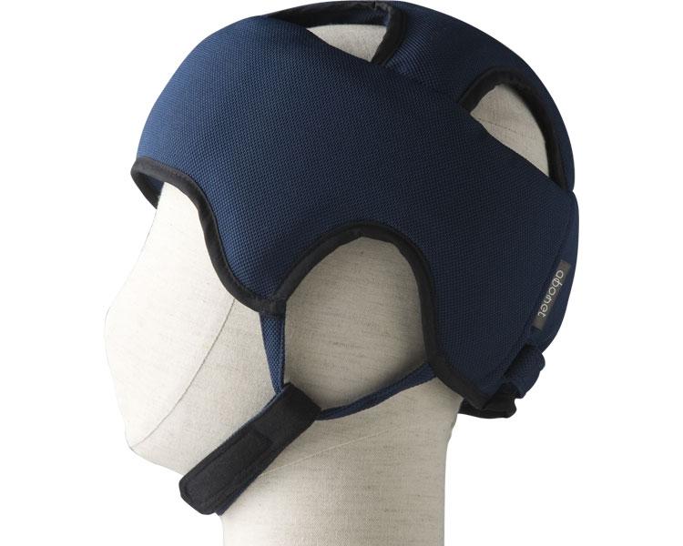 アボネットガードAタイプ(浅型タイプ) スタンダードN / 2072 L ネイビー 特殊衣料 1個 JAN4521573009710
