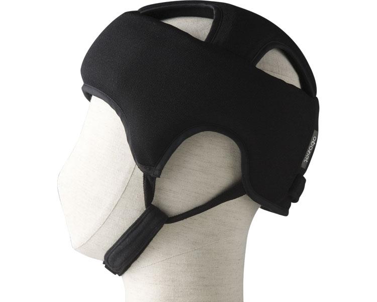 アボネットガードAタイプ(浅型タイプ) スタンダードN / 2072 L ブラック 特殊衣料 1個 JAN4521573009734