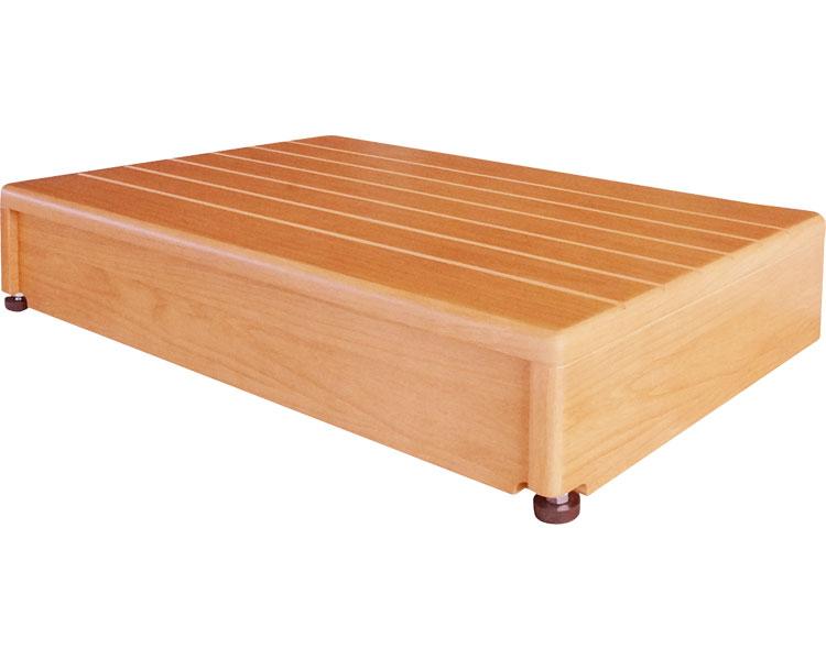 玄関台(木製) 60W-40 / 640-030 シコク 1台 JAN4560373681955