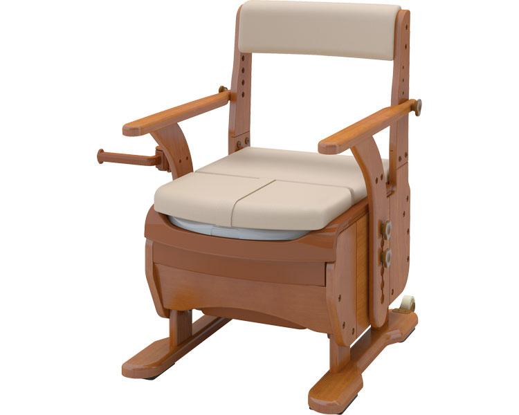 安寿 家具調トイレセレクトR ノーマル / 533-852 暖房便座 アロン化成 1台 JAN4970210853993