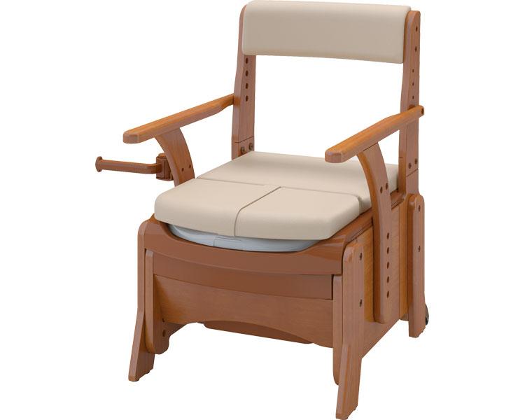 安寿 家具調トイレセレクトR コンパクト / 533-884 ソフト・快適脱臭 アロン化成 1台 JAN4970210854259