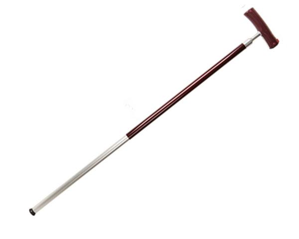 電動伸縮杖 伸助さん / SN6100WR ワインレッド アイ・ティー・ケー 1本