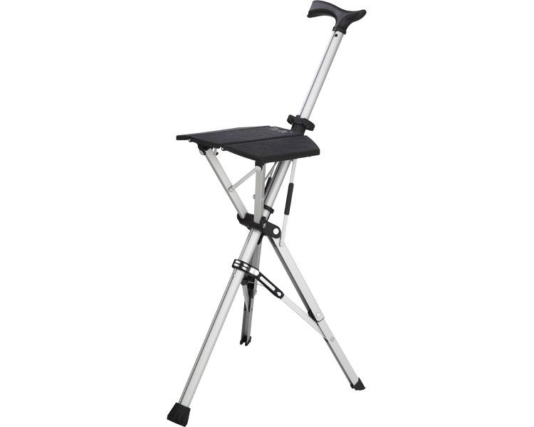 Ta-Da Chair(ターダチェア) / 532-390 ブラック アロン化成 1本 JAN4970210857816