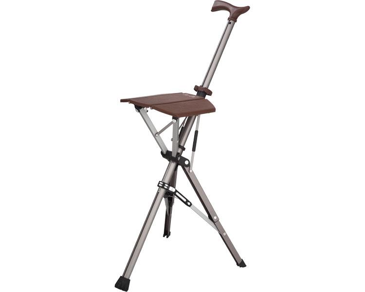 Ta-Da Chair(ターダチェア) / 532-393 ブラウン アロン化成 1本 JAN4970210857847
