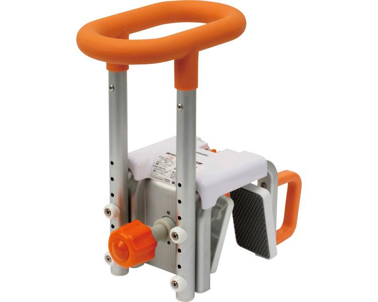 入浴グリップ[ユクリア]130 / PN-L12011D オレンジ パナソニック エイジフリーライフテック 1台 JAN4549077811486