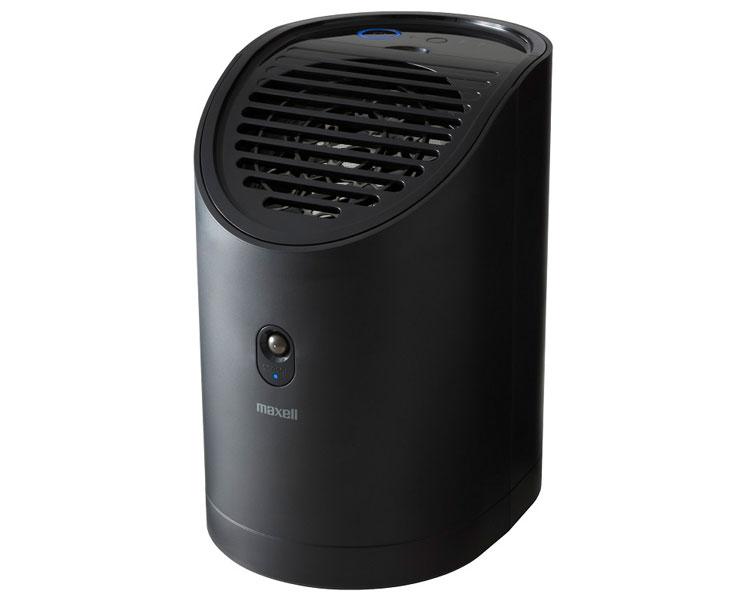 低濃度オゾン除菌消臭器 オゾネオプラス / MXAP-APL250BK ブラック マクセル 1台 JAN4902580755386
