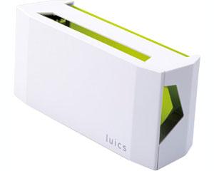 インテリア捕虫器 ルイクスCシリーズ / A-9240 クリスタルホワイト SHiMADA 1個 JAN4964283105417