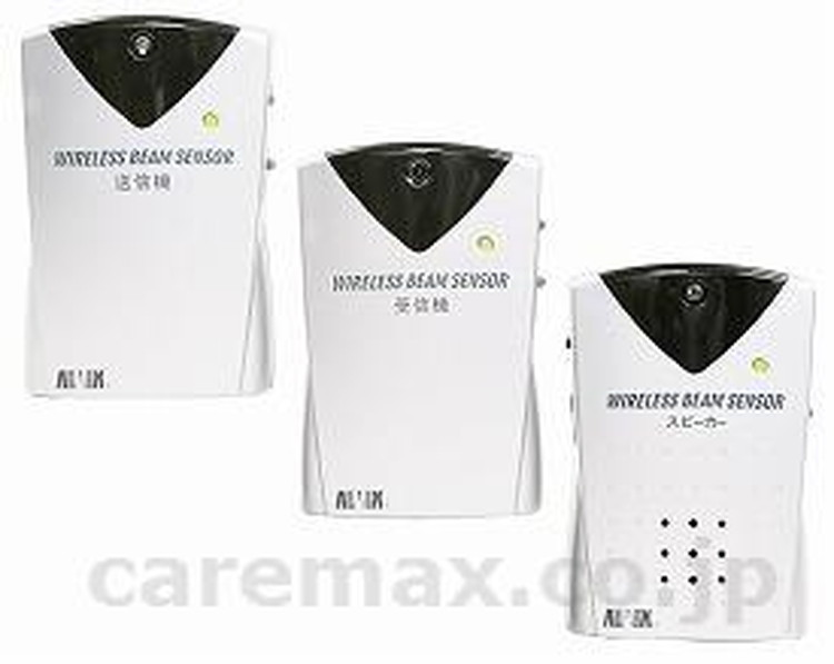 ワイヤレスビーム式徘徊離床感知器 / ADX-540HO キヨタ 1台 JAN4562101523117