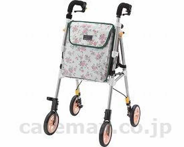 ヘルシーワン・ライト カラフル / 花柄ピンク ウィズワン 1台 JAN4968639201174