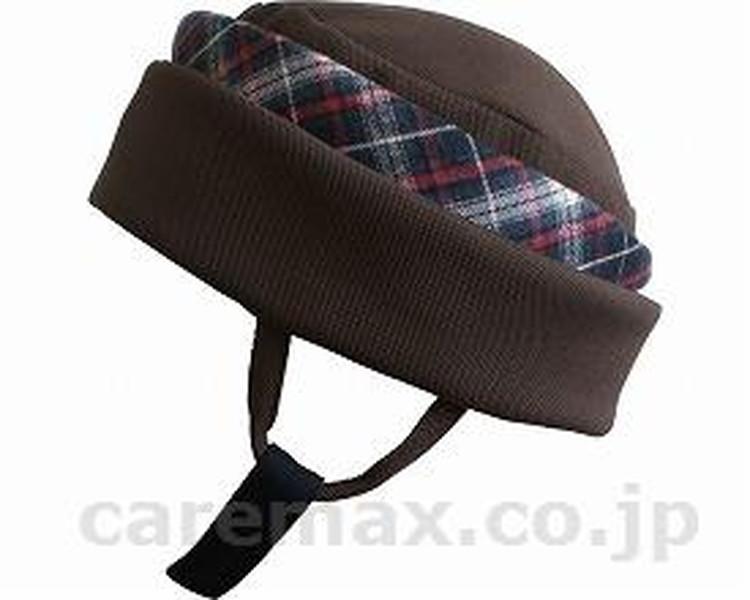 アボネット ガードF(全周囲型) / 2101 ブラウン(赤チェック) 特殊衣料 1個 JAN4521573009642