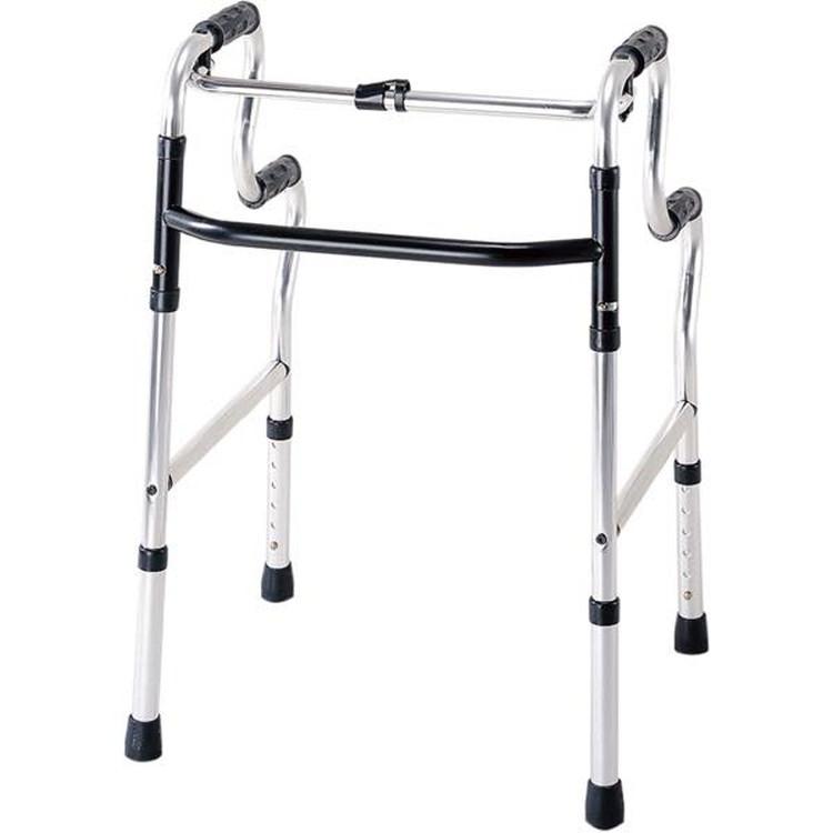 折りたたみ式立ち上がり歩行器 標準 非 JAN4560184163114
