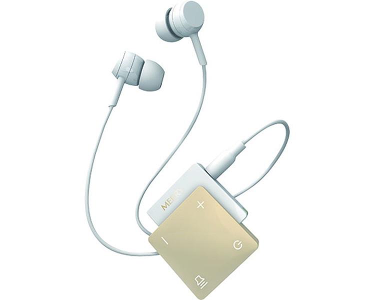 高性能集音器 聞楽(キラク) / ME-300D ゴールド アメディア 1台 JAN4562365930393