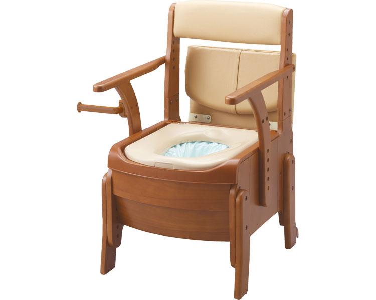 家具調トイレセレクトR 自動ラップ ノーマル / 533-942 暖房便座 アロン化成 1台 JAN4970210862476