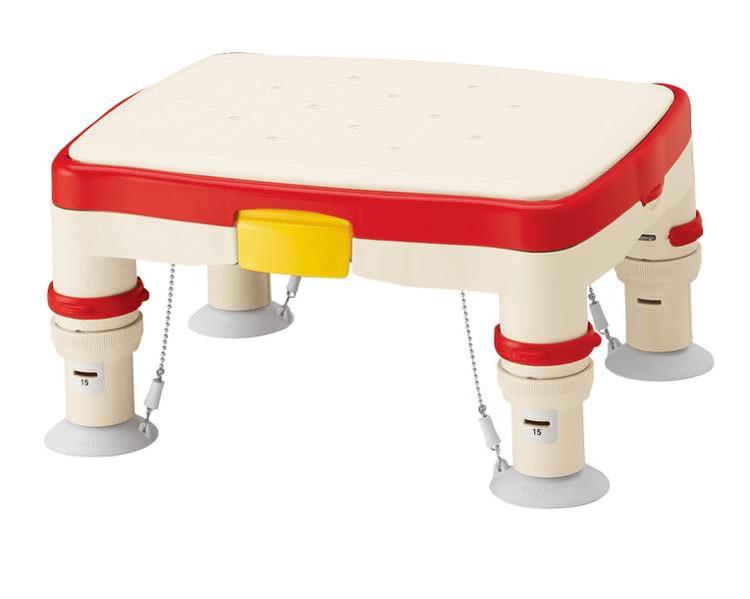 安寿高さ調節付浴槽台Rソフトクッションタイプミニ JAN4970210470886