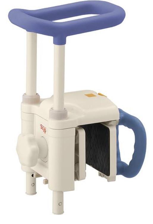 高さ調整付浴槽手すりUST-130N ブルー JAN4970210838204