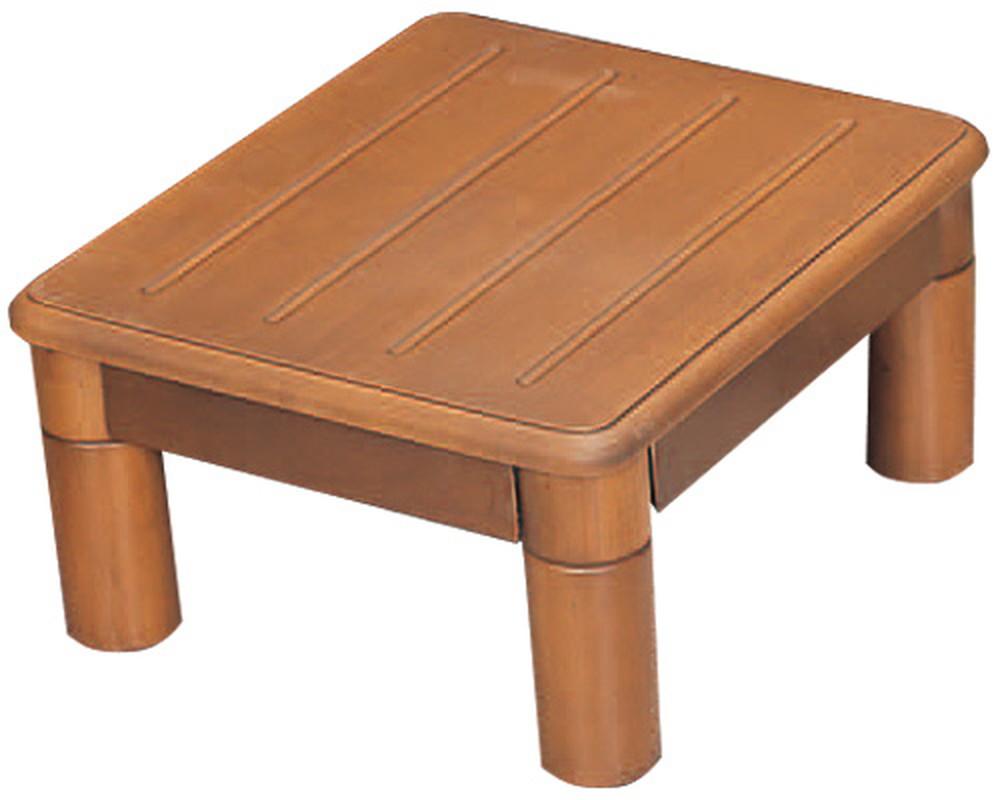 木製玄関ステップ 1段 400 / VALSMG400 パナソニック エイジフリーライフテック 1台 JAN4547441354317