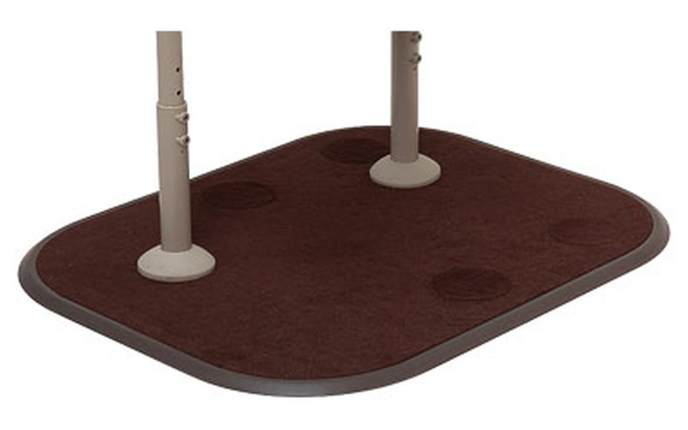 折りたたみ可能な面手すり スタンディ / PN-L80401 パナソニック エイジフリー 1台 JAN4549980037355