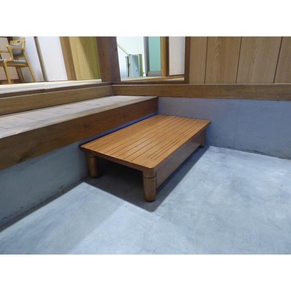 木製玄関ステップ奥行40 JAN4589872070022