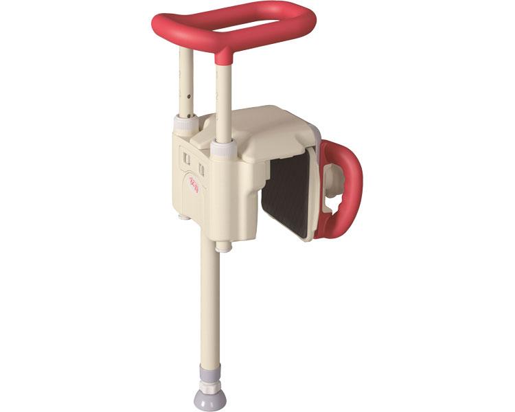 ユニットバス対応浴槽手すり UST-130UB / 536-630 レッド アロン化成 1台 JAN4970210003336