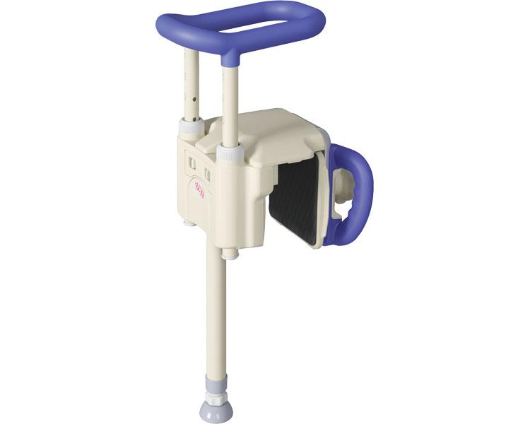 ユニットバス対応浴槽手すり UST-130UB / 536-631 ブルー アロン化成 1台 JAN4970210003343