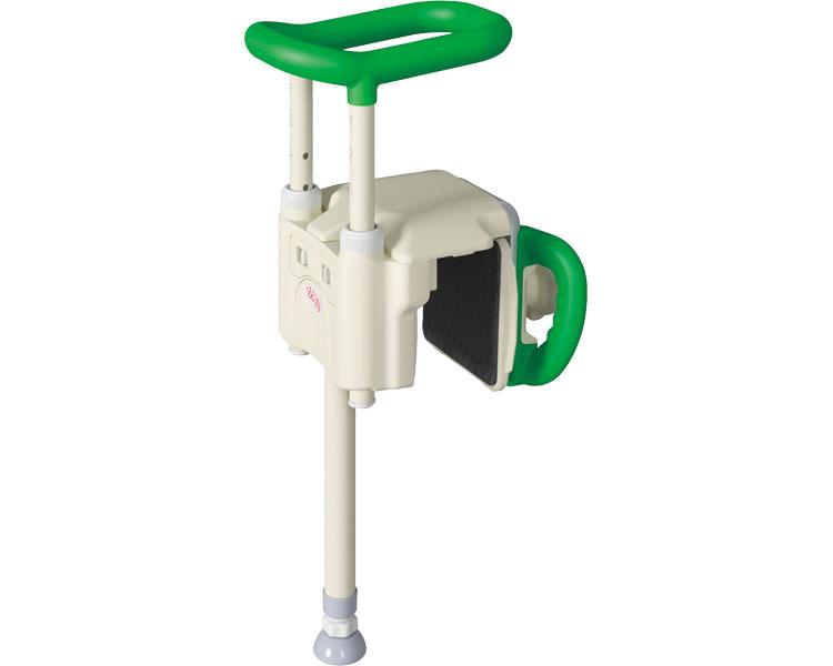 ユニットバス対応浴槽手すり UST-130UB / 536-632 グリーン アロン化成 1台 JAN4970210003350