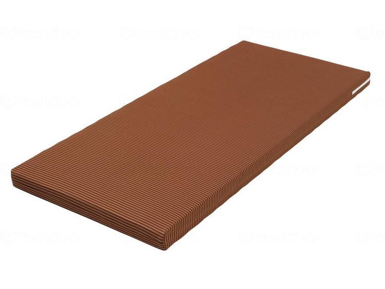 ベッドマットレス ハード&ソフト ブラウン Sショート 001142 JAN4967991435067