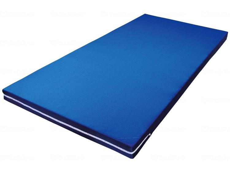 かたわたマットレス 91cm幅 ブルー 91×191×8 001161 JAN4967991439898