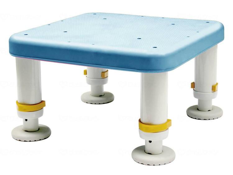 ダイヤタッチ浴槽台 コンパクトサイズ ブルー 10-15 SYC10-15 JAN4562219583201