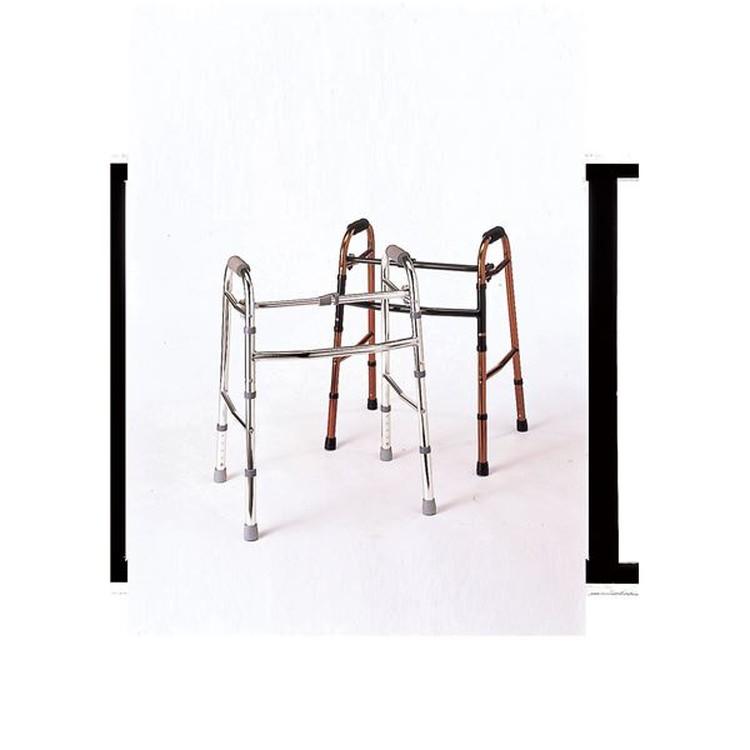 *折りたたみ歩行器 ブロンズ 非2866 JAN4538833206079