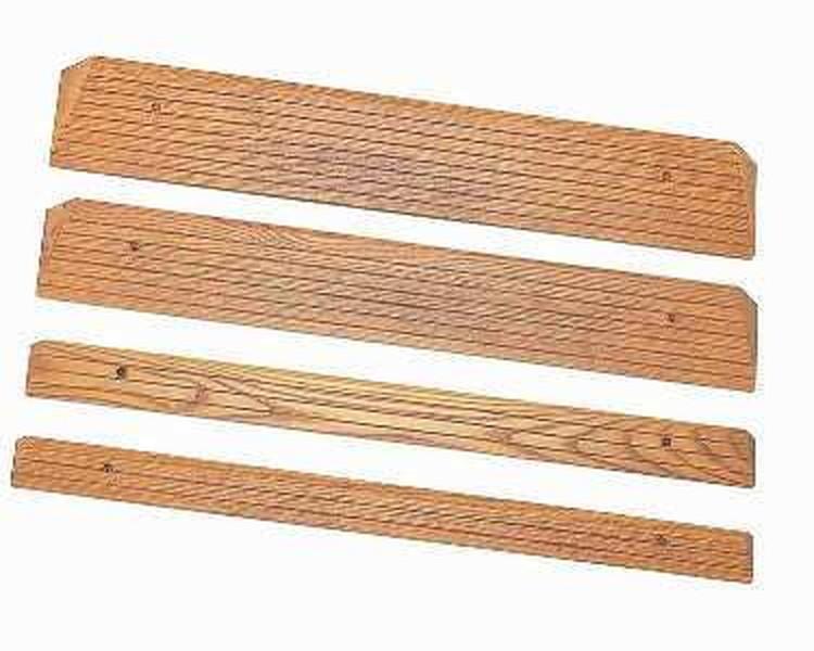 木製ミニスロープ 高さ3.5 長さ160 JAN4515177614524