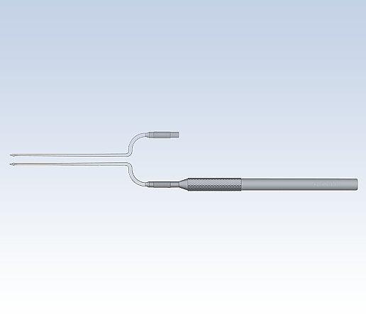格安 価格でご提供いたします あす楽対応 希少理化学衛生用品 鼓膜切開刀 替刃 フェザー 贈物 MF-100 1本 専用ハンドル