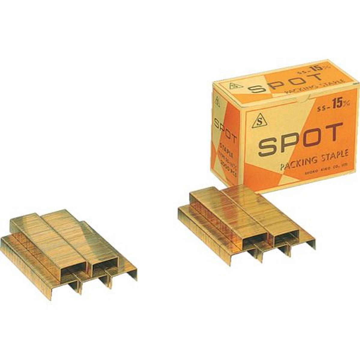 【絶品】 SPOT ステープル SS−18 SS-18 1箱 SPOT 18X35 1箱, スマイル仏壇:4e0b4da3 --- promotime.lt
