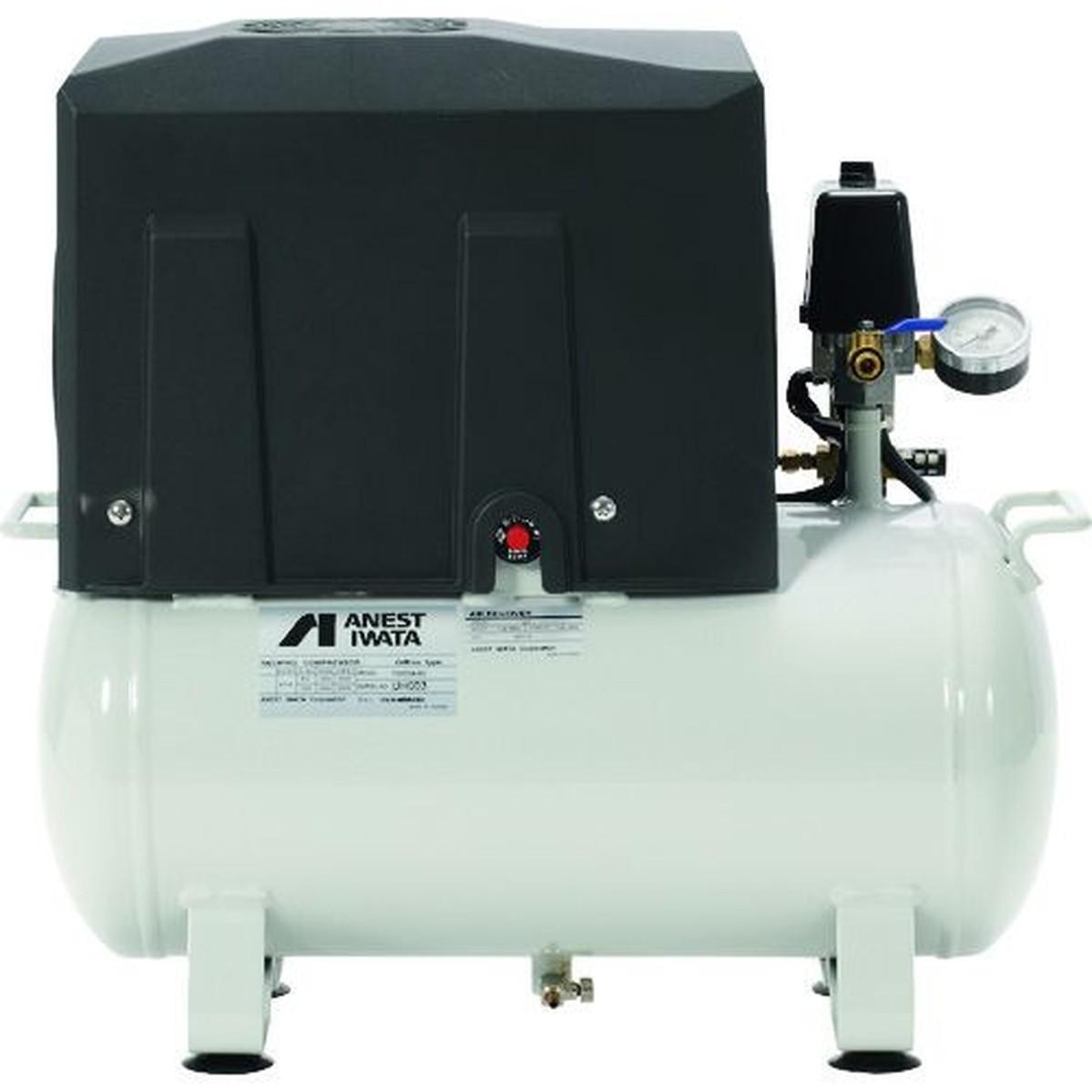 世界的に有名な アネスト岩田 1台 オイルフリーコンプレッサ 0.2KW 三相200V 1台, ablana(マザーズ生活雑貨):e246a92c --- dibranet.com