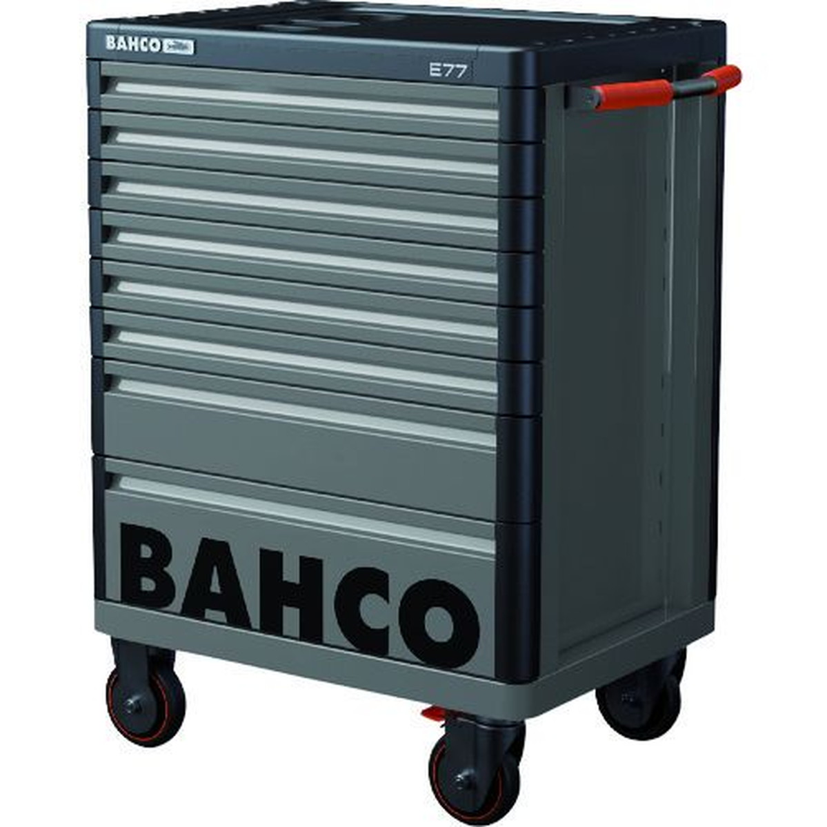 古典 バーコ BAHCOツールストレージハブ グレー8段 1台, かめや釣具WEB d5fd229b
