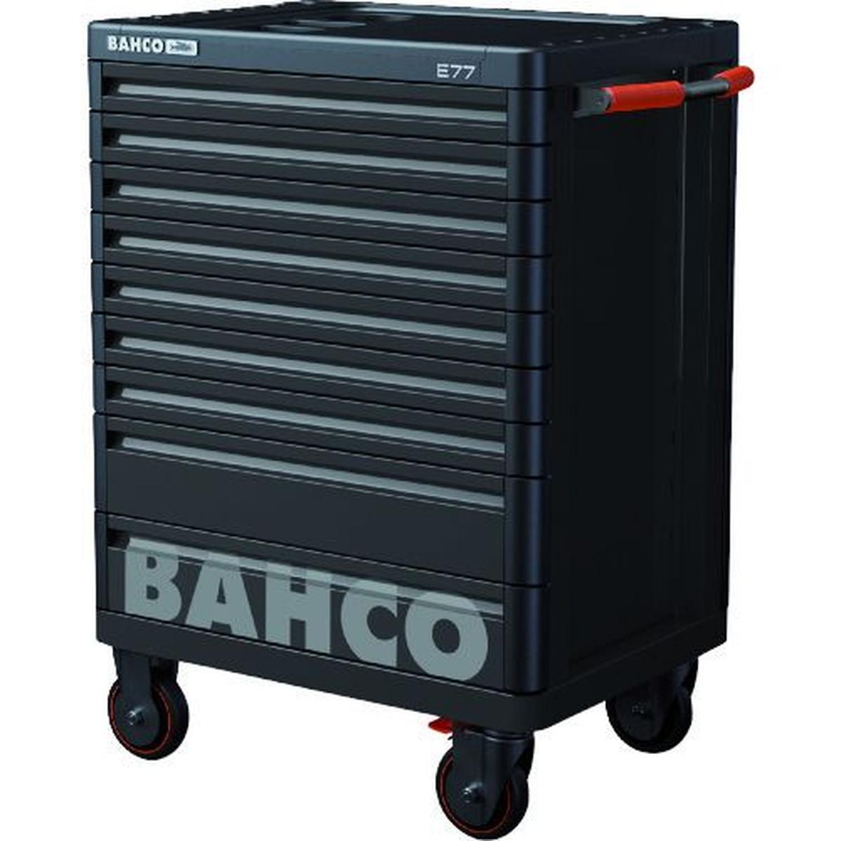 新到着 バーコ BAHCOツールストレージハブ ブラック8段 1台, KAZOON カー用品 e7fc844d