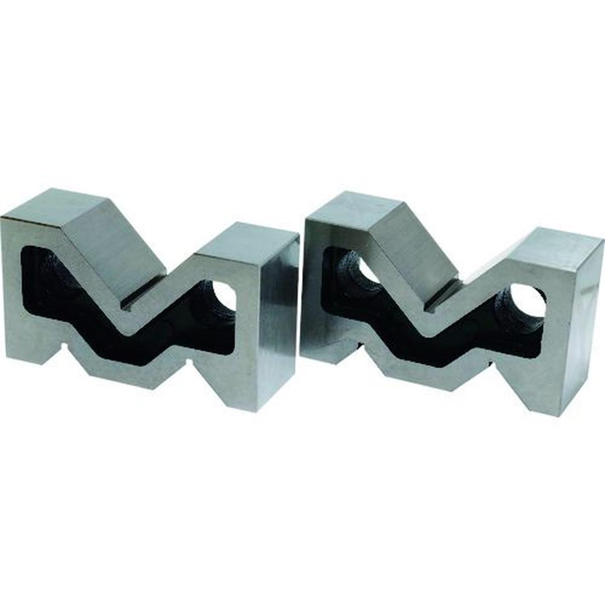 沸騰ブラドン SK 鋳鉄製Vブロック A型 A型 1組 鋳鉄製Vブロック 125mm 1組, ミシママチ:c505d8dd --- independentescortsdelhi.in