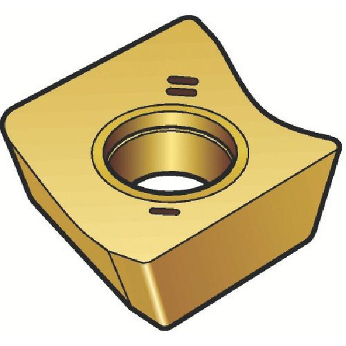 時間指定不可 あす楽対応 DIY用品 サンドビック コロミル590用チップ 1030 10個 迅速な対応で商品をお届け致します