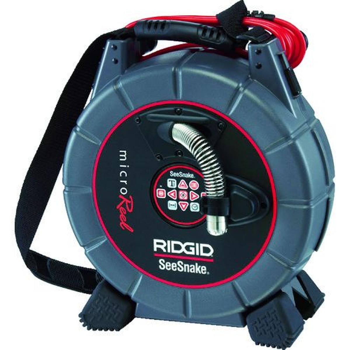 国内最安値! RIDGID 1台 30M マイクロリールL100C 30M RIDGID 1台, カサブロウ アウトレット店:fee99e24 --- ebacongolink.com