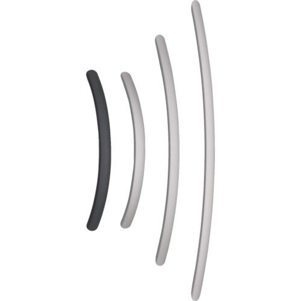 あす楽対応 新作販売 DIY用品 スガツネ工業 SOR-400Sアルミ弓形ハンドル 1本 100010961 時間指定不可