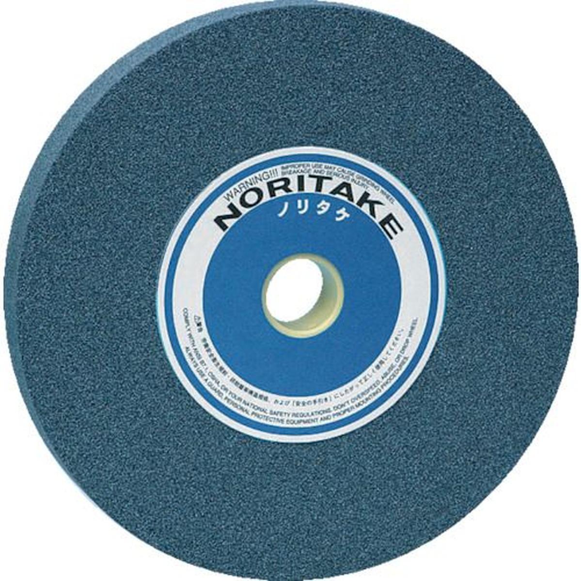 あす楽対応 卸売り DIY用品 ノリタケ 汎用研削砥石 お値打ち価格で 150X16X12.7 1枚 A46O濃青