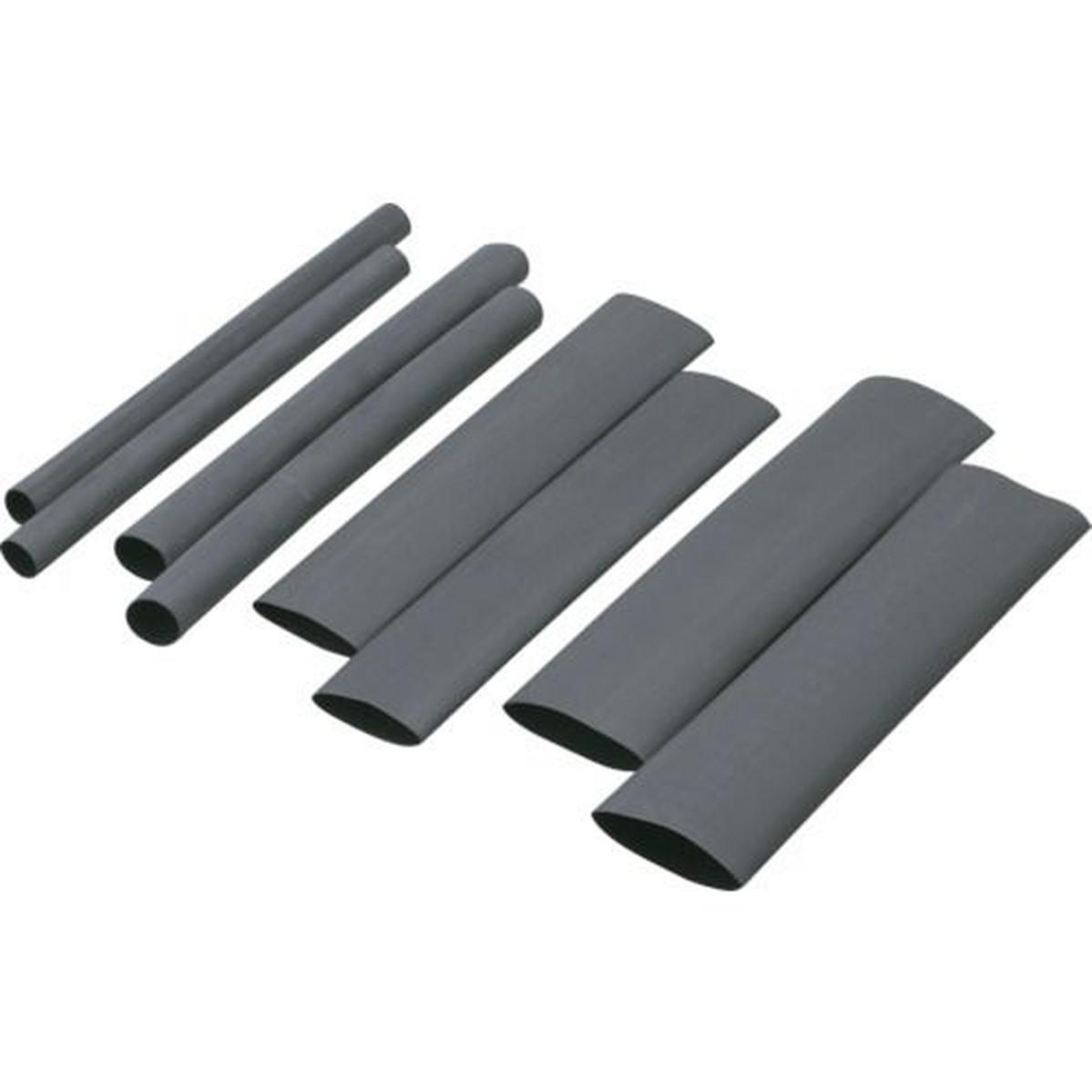 あす楽対応 DIY用品 パンドウイット 熱収縮チューブ デポー 1S サイズコンビネーションパック 直輸入品激安 ラージタイプ
