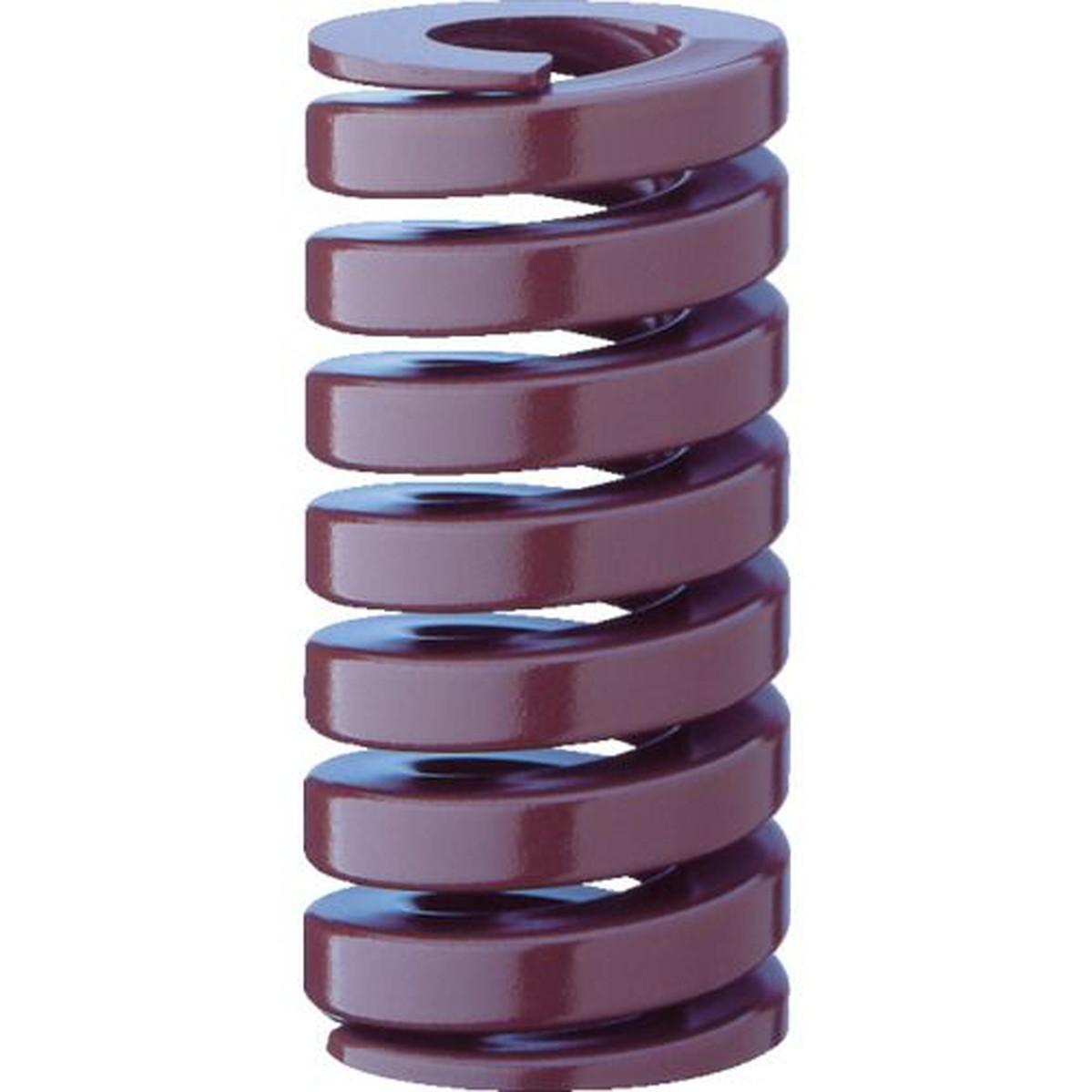 あす楽対応 新作多数 DIY用品 豪華な 東発 強力ばね 極重荷重 たわみ16 外径40 自由長80 1個