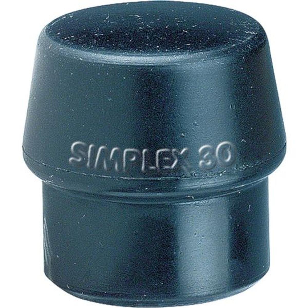 あす楽対応 DIY用品 HALDER シンプレックス用インサート ゴム複合材 黒 頭径40mm クリアランスsale 期間限定 1個 『4年保証』