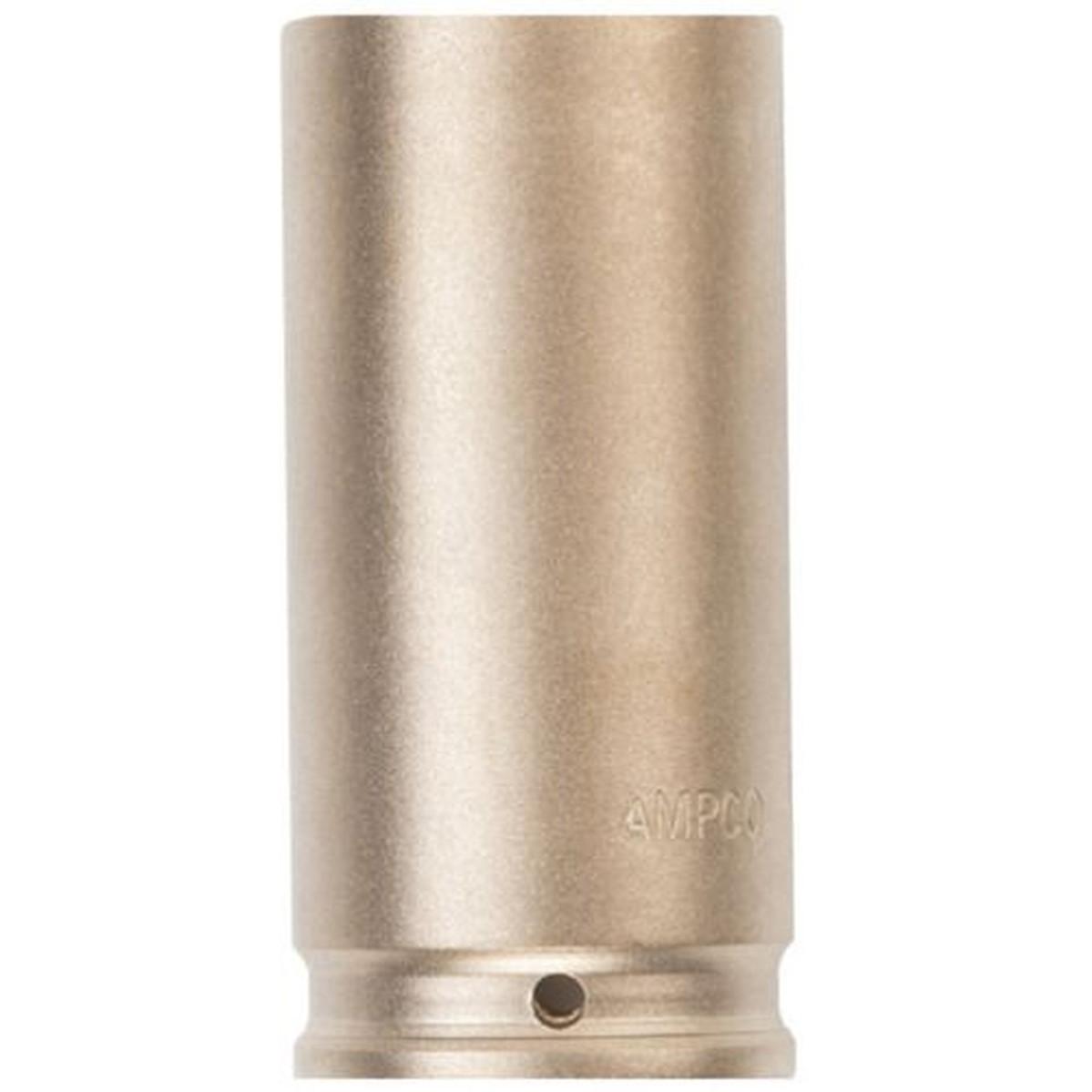 あす楽対応 お中元 DIY用品 Ampco 防爆インパクトディープソケット 1個 対辺25mm お買得 差込み12.7mm