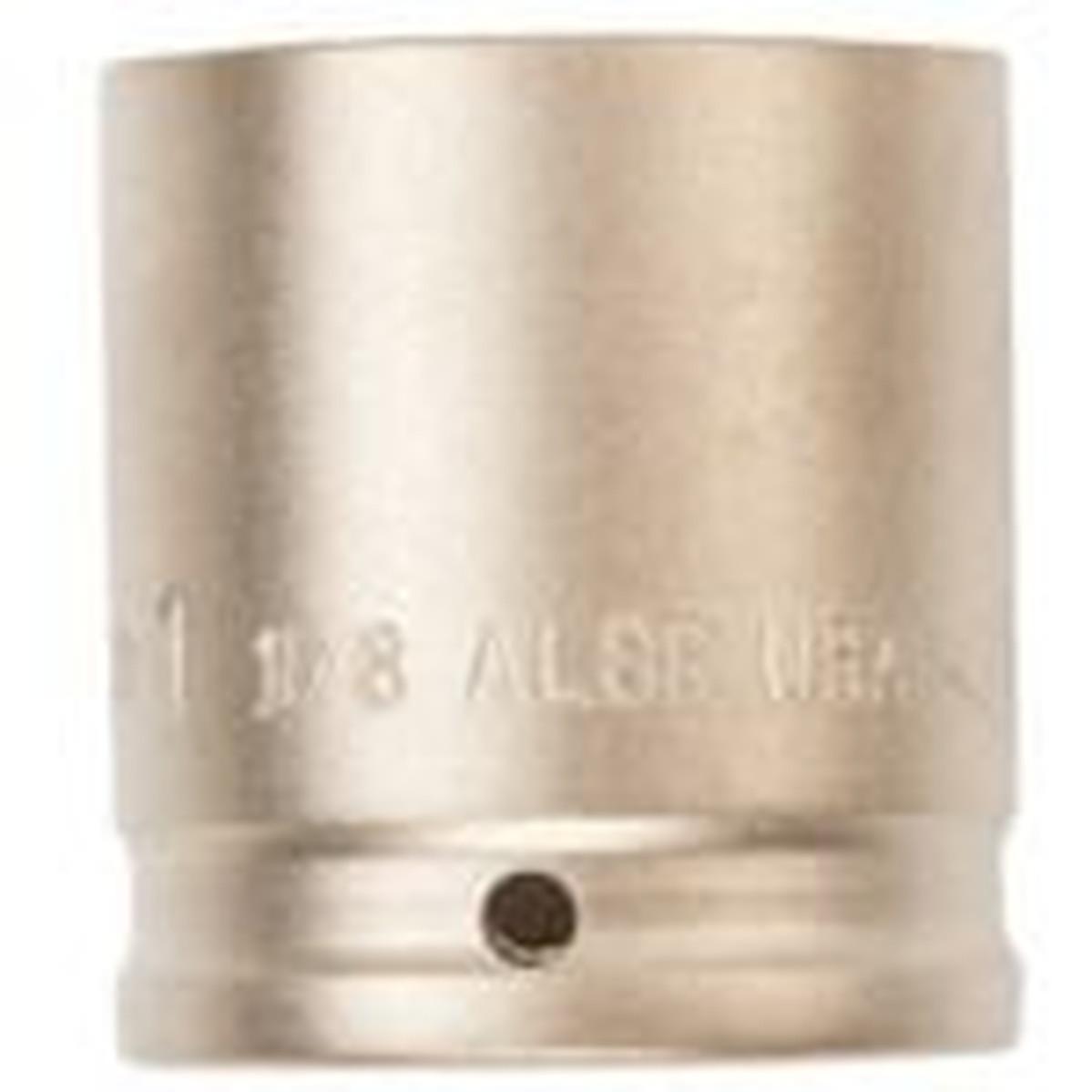 激安挑戦中 あす楽対応 全商品オープニング価格 DIY用品 Ampco 防爆インパクトソケット 1個 対辺22mm 差込み12.7mm
