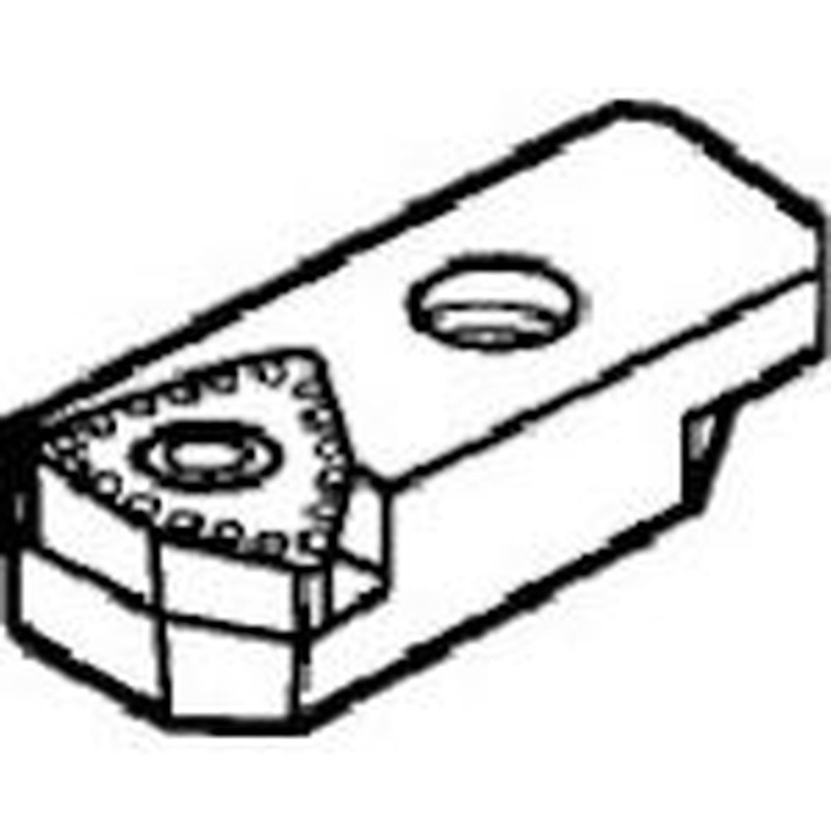 上品 サンドビック 1本 T-MAX サンドビック Uソリッドドリル用カセット T−MAX 1本, 【返品送料無料】:4afad61d --- kventurepartners.sakura.ne.jp