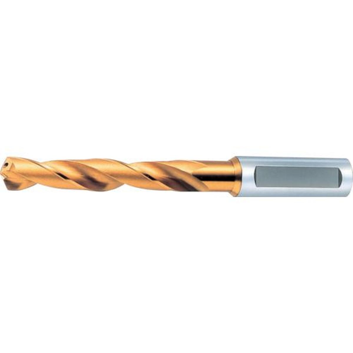 あす楽対応 信託 DIY用品 OSG お買い得品 一般用加工用穴付き 1本 レギュラ型 ゴールドドリル 64095